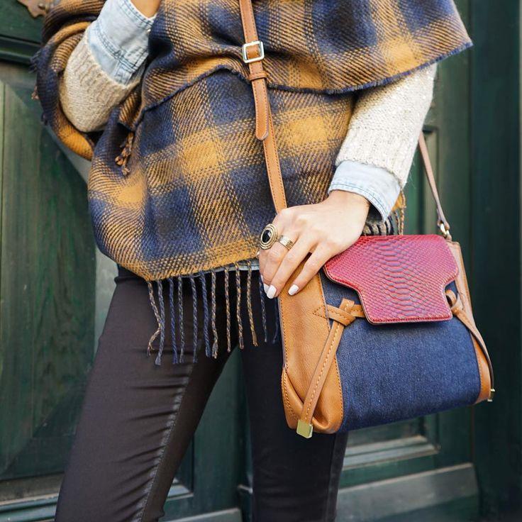 Sonbahar renkleri ve desenleri yeni bir haftaya başlarken yanımızda!  #boyner #boyneronline #sonbahar #fall #ninewest #veromoda #moda #fashion #ootd