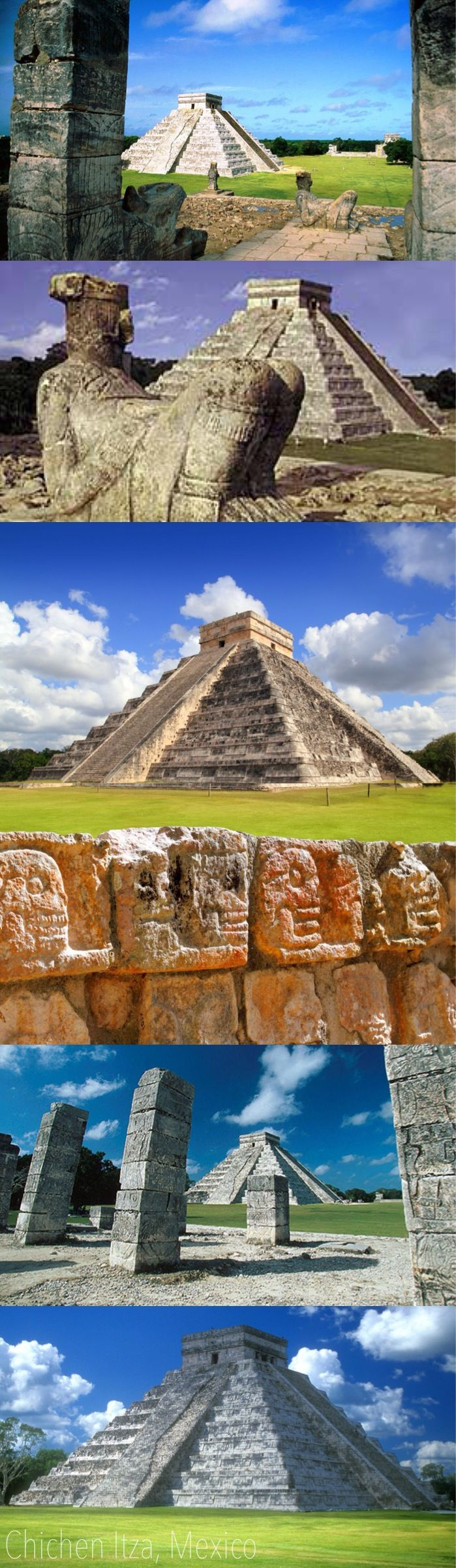 One of the wonders of the world...Mexico  Chichen Itza, Mexico
