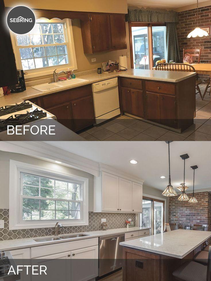 kitchen design naperville essentials by calphalon before after sebring build kitchens