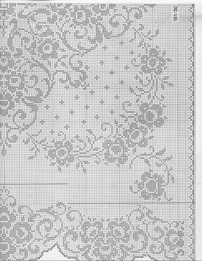 Kira scheme crochet: Scheme crochet no. 1816