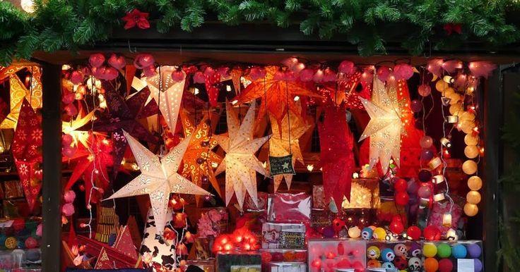 Hotellblogg: Julemarked: De 11 beste julemarkedene i Europa