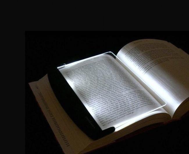 Лампа для чтения в темноте
