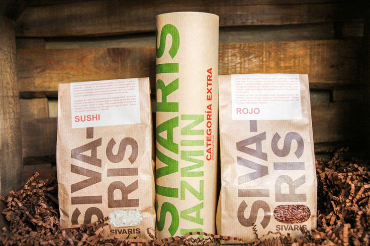 Pack amantes del arroz de Chlotybox por DaWanda.com