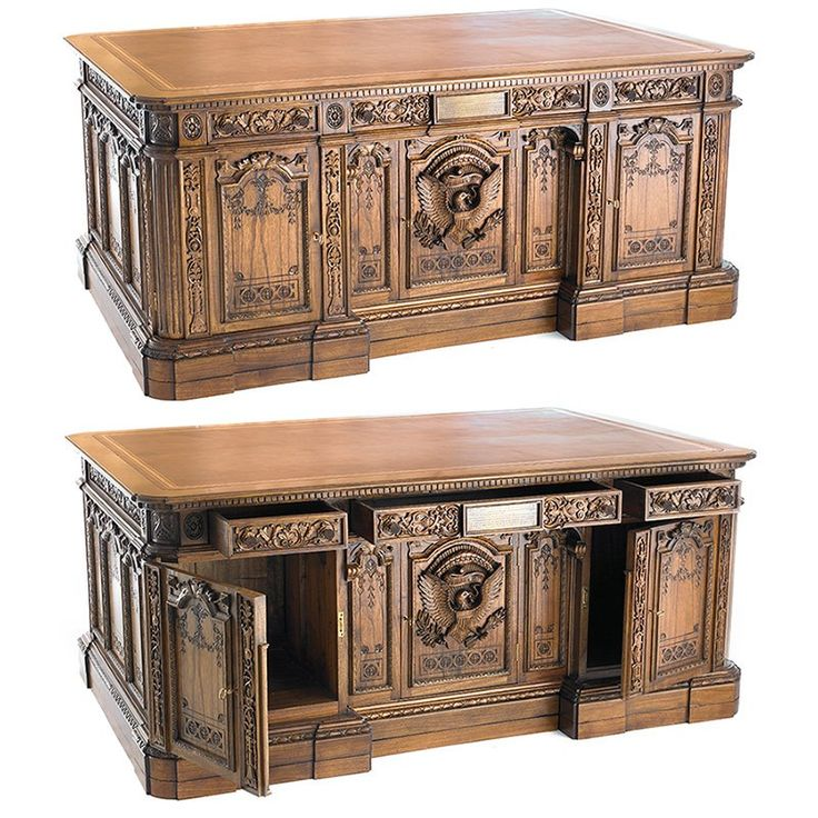 American President's Resolute Desk: The History Company