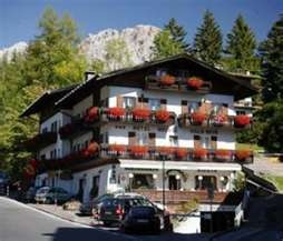 Hotel Ville Neve - Cortina d'Ampezzo. This is a good place to start or end any trek on the Alta Via One. This place was clean, affordable and had a great breakfast.