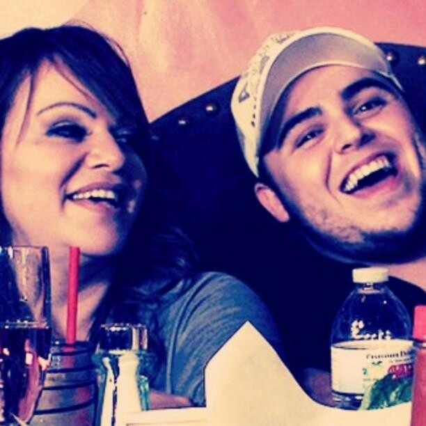 Jenny y Gerardo Ortiz