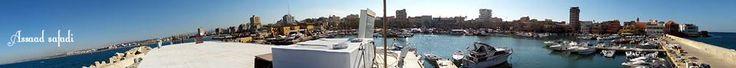 port tyre city . lebanon ..