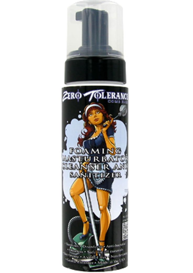 Buy Zero Tolerance Foaming Cleanser And Sanitizer 8 Ounce online cheap. SALE! $11.49