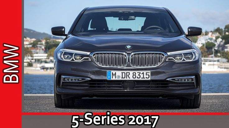 BMW 5‑Series 2017 / БМВ 5 серии 2017 - Обзор от AUTO WORLD. RU