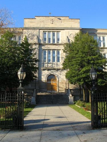 Bayside High School, Bayside, NY.