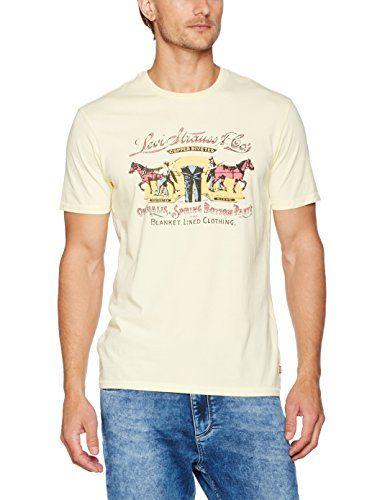 Levi's Graphic – T-shirt – Manches courtes – Homme: Levis Noir 501 Crew Neck T-Shirt. Neuf et authentique. Nous sommes un vendeur autorisé…