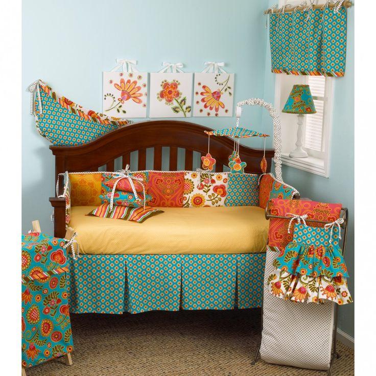 Cotton Tale Gypsy Crib Bedding Set