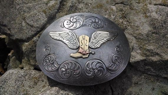 Custom made to order from Bluegrass Engraving.    Hey, I found this really awesome Etsy listing at https://www.etsy.com/listing/194137532/custom-created-belt-buckle-for-men-or