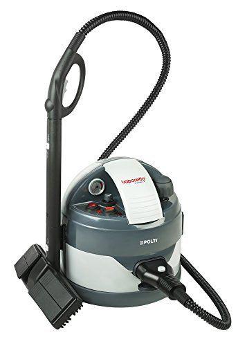 Polti Nettoyeur Vapeur Vaporetto Eco Pro 3.0 Pression 4,5 Bars , 110 gr Vapeur/min: Idéal pour nettoyer toutes la surfaces de la maison,…