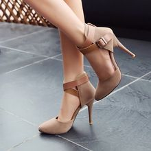 Shoes Woman 2015 New Arrival Wedding ladies high heel shoes Fashion Sweet Dress pointed toe Women Shoes Pumps Wholesale&Retails(China (Mainland))