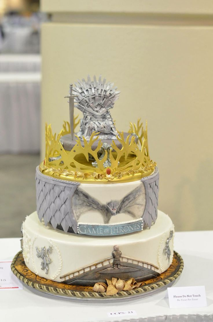 54 Best Game Of Thrones Cake Images On Pinterest Game Of