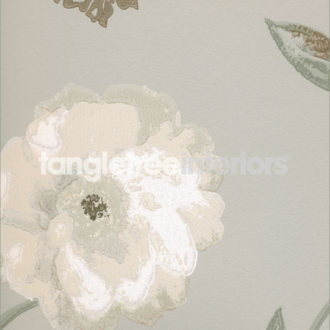 Peony Place Wallpaper from Nina Campbell - NCW3773-01