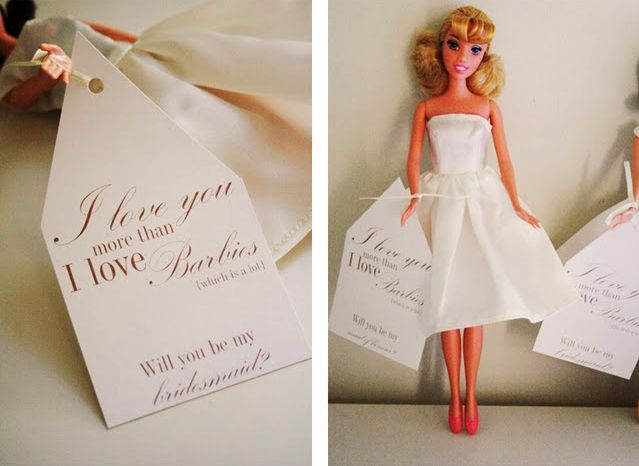 Beautiful Ways To Ask Bridesmaids To Be In Wedding Pictures - Styles ...