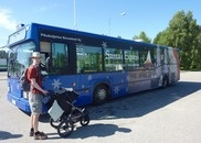 Public bus to Santa Claus Village/Santa Park, Rovaniemi and another tips from Virtual Tourist