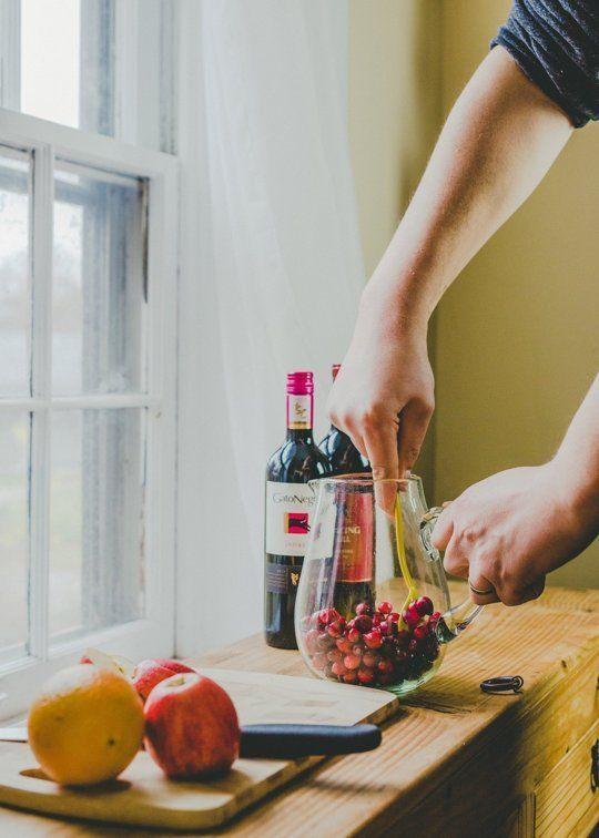 Recipe: Super Budget Thanksgiving Sangria