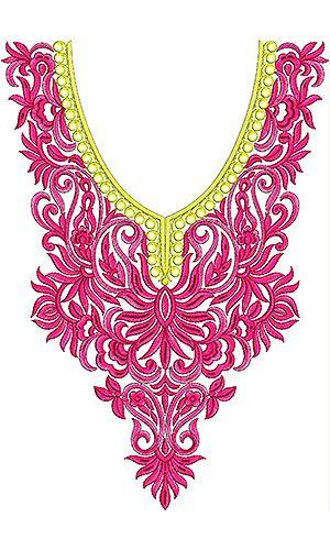 Djellaba Embroidery Design | Moroccan Embroidery