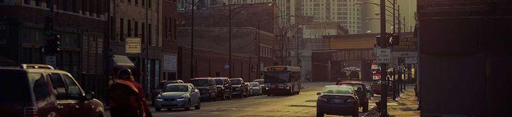 #bus #city #night