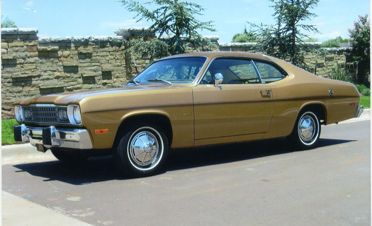 i had a 1974 plymouth duster it was brown with tan. Black Bedroom Furniture Sets. Home Design Ideas