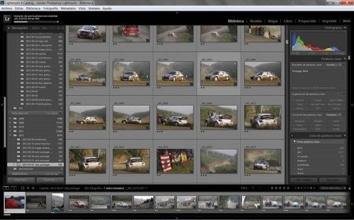 adobe lightroom preview