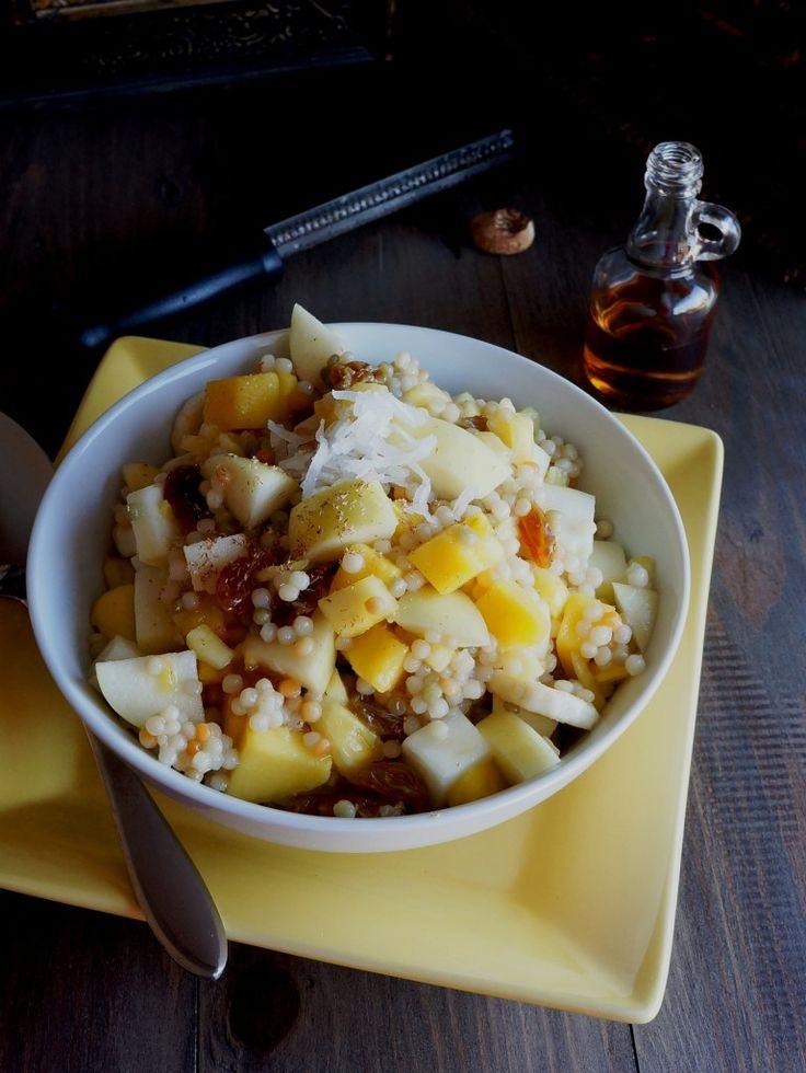 Golden Goddes Couscous Salad