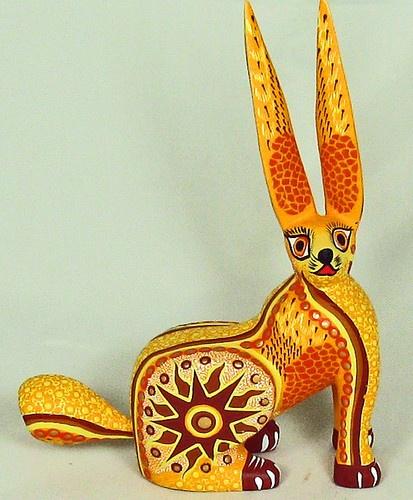 Oaxacan wood carvings animals jess armando jimenez