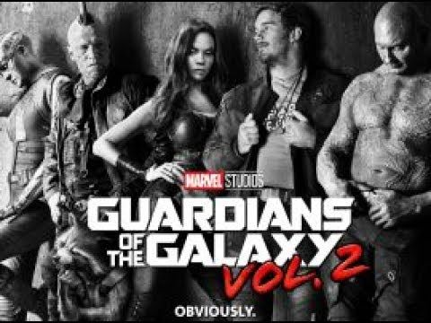 Allergic reaction to Guardians of the Galaxy Vol. 2