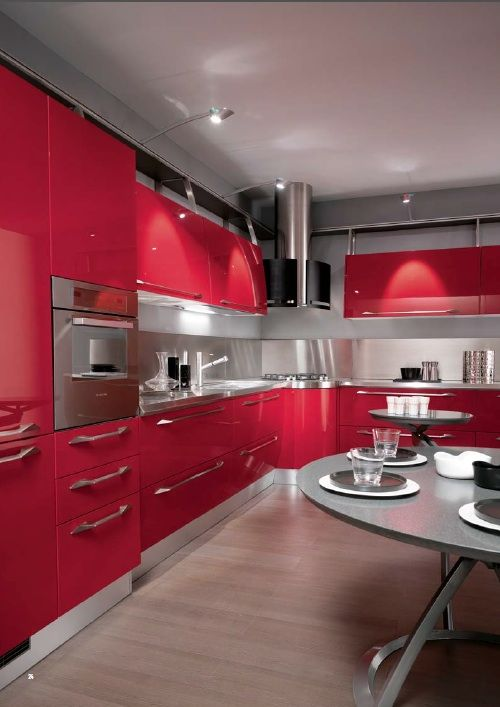 Scavolini Kitchens: Flux