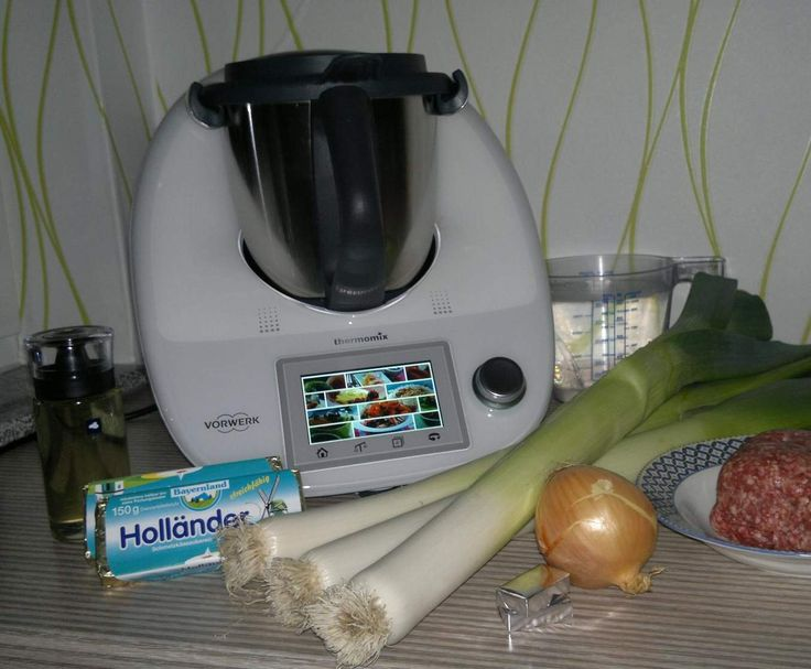 Rezept Käse-Lauch-Suppe XXL für TM5 von T-Bine - Rezept der Kategorie Suppen