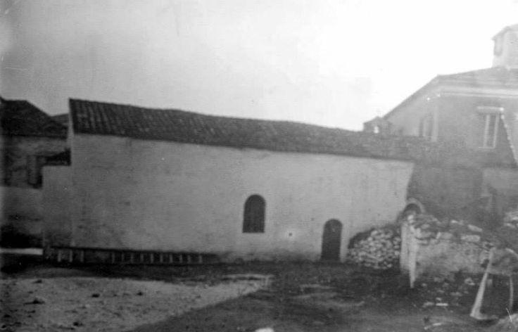 Σπάνια φωτογραφία της εκκλησίας του Αγίου Αθανασίου Τζάνε Διαβάστε το άρθρο στην ΕΛΕΥΘΕΡΙΑ http://www.eleftheriaonline.gr/polymesa/nature/item/44708-mnimeio-katedafisi