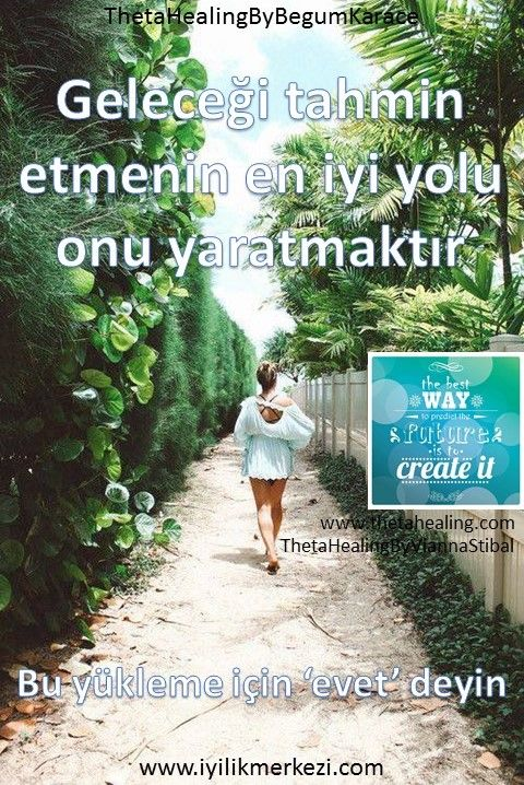 """Geleceği tahmin etmenin en iyi yolu onu yaratmaktır... Siz de kendi geleceğinizi en yüce ve en iyi şekilde yaratmanın nasıl hissedildiğini bilmek ister misiniz? Hedeflere sahip olmanın ve o hedeflere ulaşma yolunda ilerlemenin nasıl hissedildiğini bilmek ister misiniz? Hedefe ulaşmanın neşesinin nasıl hissedildiğini bilmek ister misiniz? ? """"Evet"""" derseniz kollektif bilinç alanınıza ThetaHealing tekniği ile yüklenecektir. #bybegumkarace #iyilikmerkezi #hisyüklemesi #gelecek #hedef #11042016"""