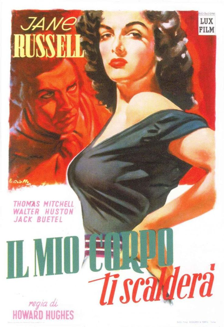 Mexican western movie posters | The Outlaw —Jane Russell, Jack Beutel, Thomas Mitchell, Walter ...