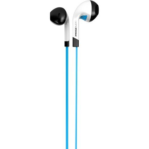 Zagg Inc  Ifrogz Audio Intone Earbuds With Mic Blue  Stereo  Blue  MiniPhone  Wired  32 Ohm  20 Hz  20 Khz  Earbud  Binaural  InEar  410 Ft Cable Product Category Audio ElectronicsHeadsetsEarsets -- Click image for more details.