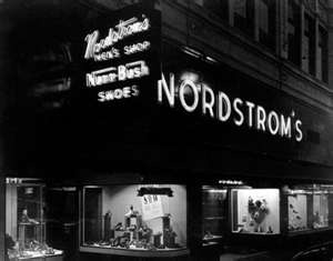 First Nordstrom's Store...they have awesome sales online!!
