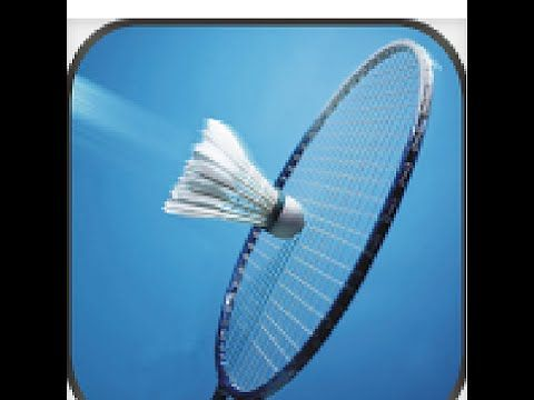 Sport Badminton Champions Trophy The Worl Fast Racket Game