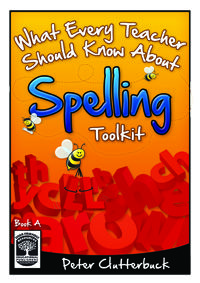 Best selling author Peter Clutterbuck's Spelling Toolkit is a two-book series containing range of strategies and approaches for teaching spelling. The series includes fun spelling challenges and games for learners as well as guidance for teachers. Answers, assessment activities and student spelling profile tools for all activities are provided.