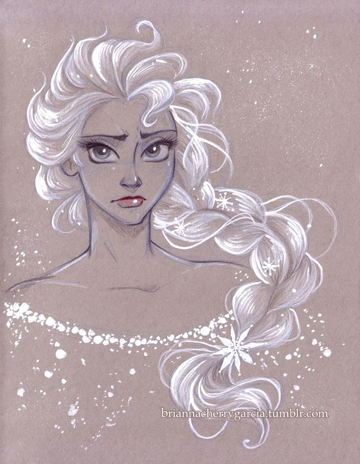 Elsa by Brianna Garcia