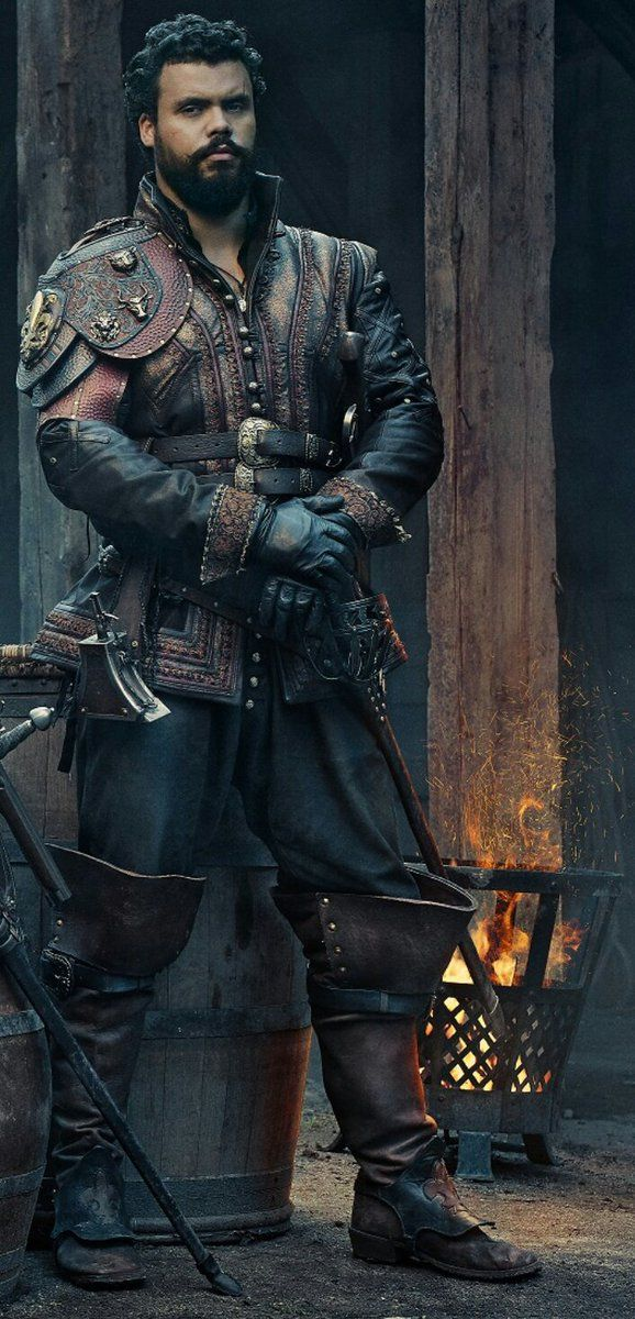 The Musketeers - Series III Promo (Porthos)