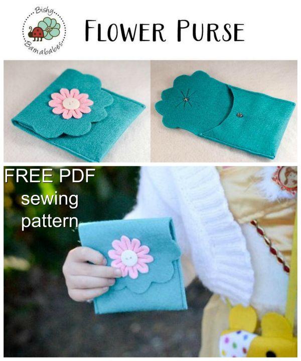 free purse sewing patterns pdf