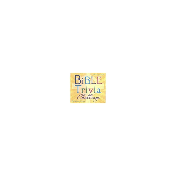 bible facts and trivia pdf