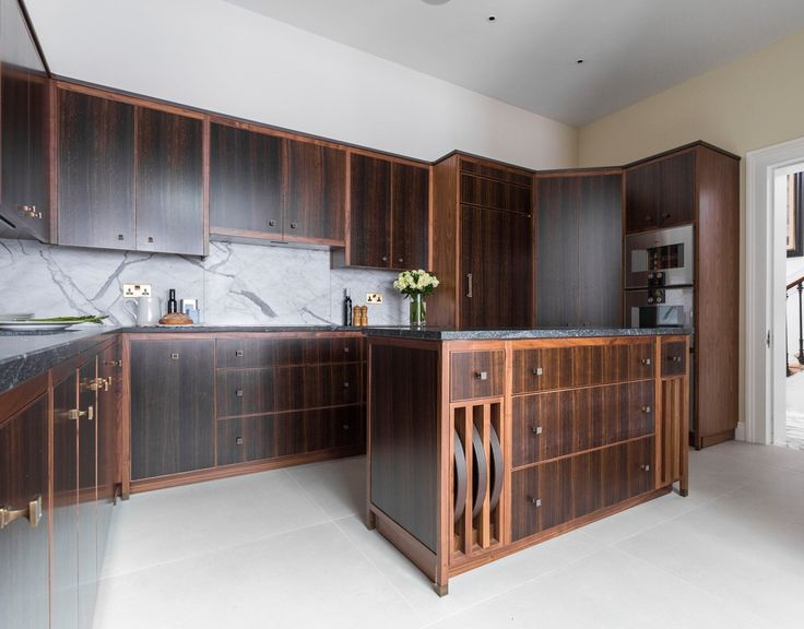 This Luxury Kitchen Based In A Townhouse In Belgravia Is Inspired By The  Evolution Furniture Collection.