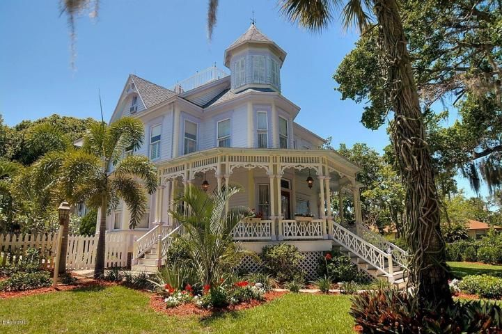 The Old Pineapple Inn Historic Bed And Breakfasts At Melbourne FL Central Florida Wedding