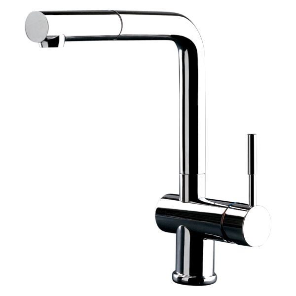 13193 – Gessi Oxygene Sink Mixer With Pull-Out – Kitchen