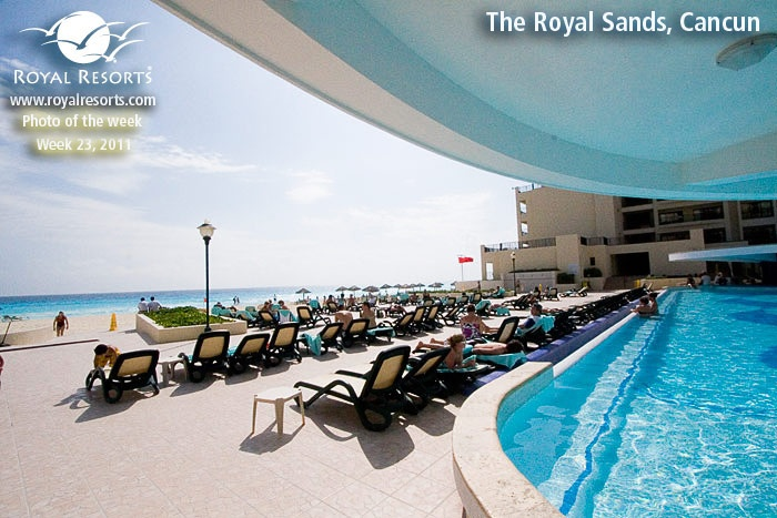 Photo of the week: Week 23, 2012 - The Royal Sands, Cancun: http://bit.ly/y4fhGi: Photos, Royal Sands, Cancun Resorts, Http Bit Ly Y4Fhgi, The Royals
