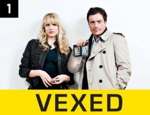 New Discovery:  Vexed (on Netflix)   #CindySays #Netflix #Recommendation #Vexed #NewDiscovery