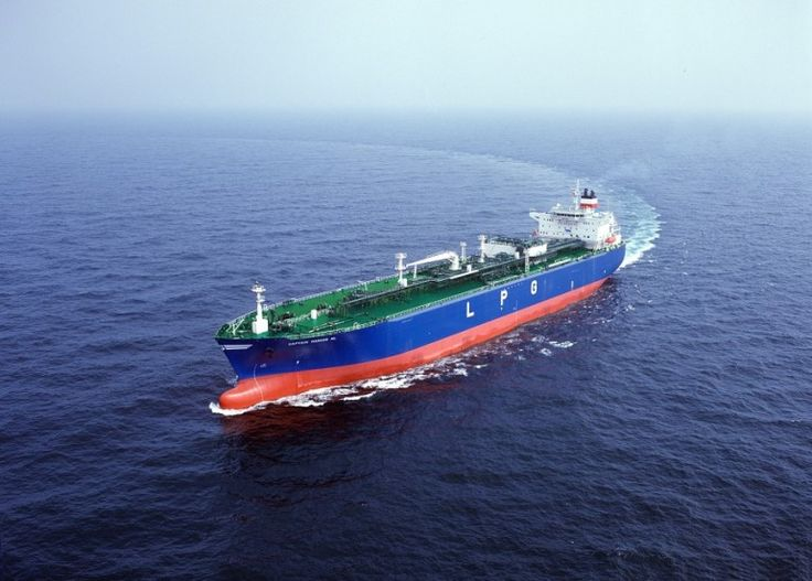 Dorian eyes the use of LPG as marine fuel